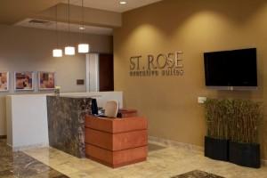 St Rose Reception Desk